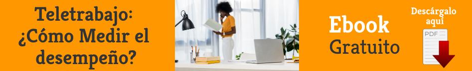 Ebook Teletrabajo: ¿Cómo medir el desempeño?