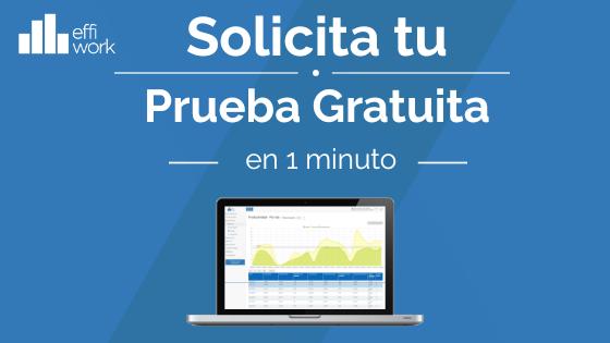 prueba gratis software teletrabajo medir la productividad